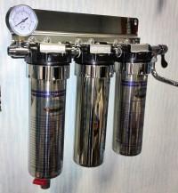 Поступление фильтра воды под мойку ФСМ-2